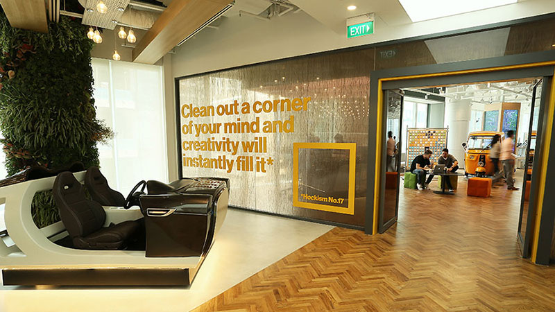 Singapore Innovation Center